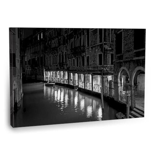 Fotografyabaskı Kanal Tablosu 75 Cm X 50 Cm Kanvas Tablo Baskı