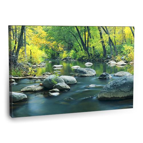 Fotografyabaskı Arizona Kanyon Tablo 75 Cm X 50 Cm Kanvas Tablo Baskı