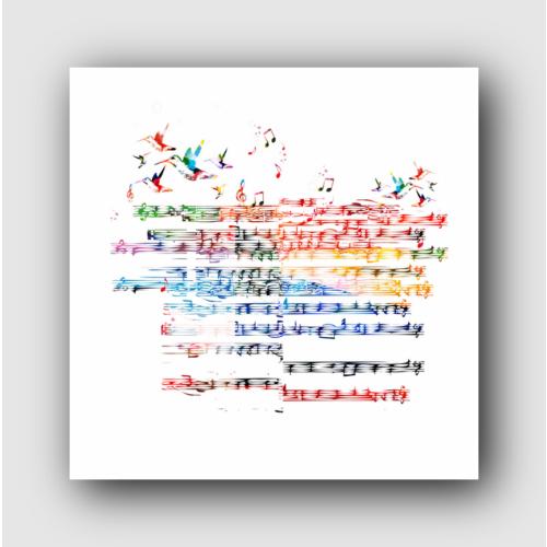 Artredgallery Müzik Tablo