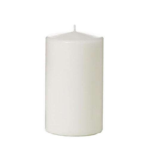 Tvshopmarket Beyaz Kütük Mum ( 8 X 12 )