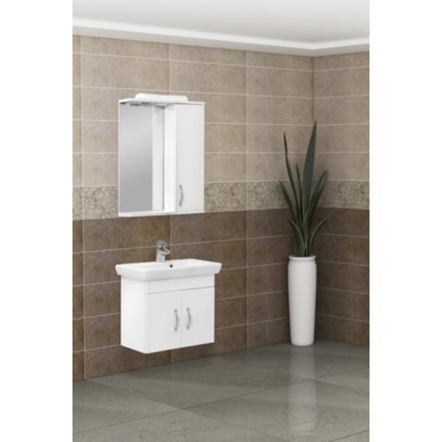 Boncuk Banyo Yancy 65 Cm Banyo Dolabı Mdf