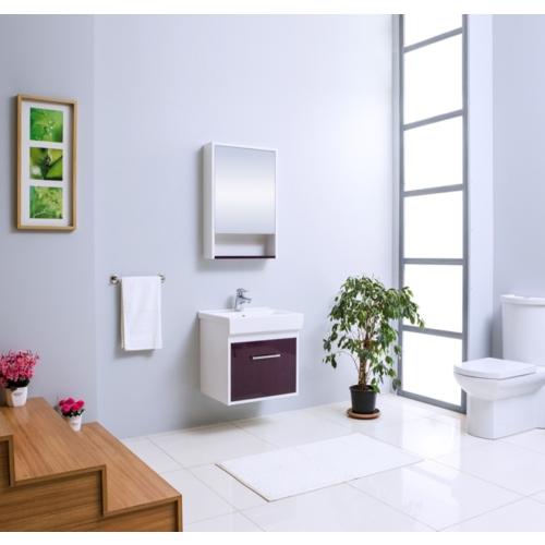 Boncuk Banyo Jade 55 Cm Banyo Dolabı Mdf