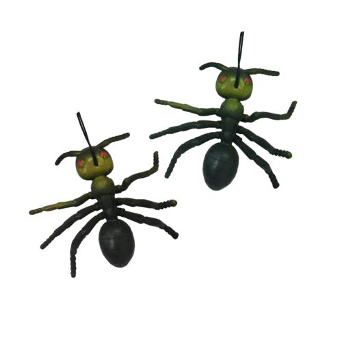 KullanAtMarket Halloween Karınca Dekor Süs Seti - 5 Adet