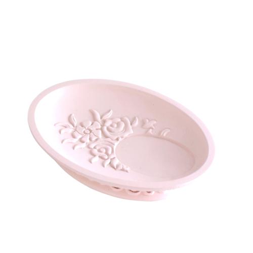 BLENDA Katı Sabunluk Pembe Katı Sabunluk
