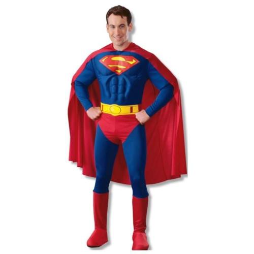 Rubies Superman Yetişkin Kostüm Large