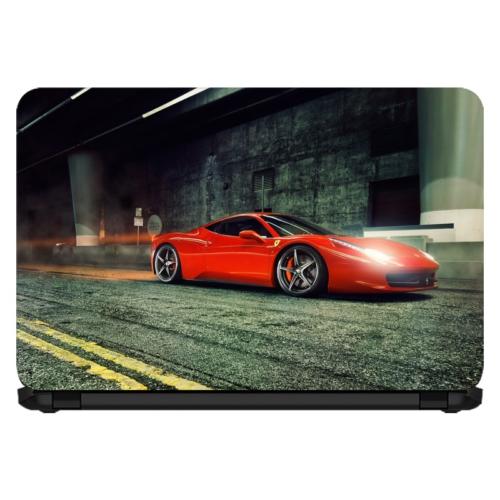 15.6 INC Notebook Sticker Ferrari