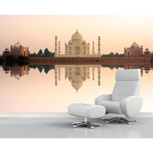 Taj Mahal 02 Duvar Sticker 250x250cm