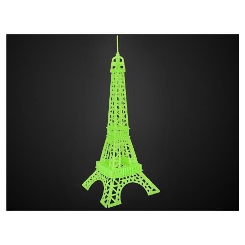 Pratik Fosforlu Eyfel Kulesi 3D Maket Seti (52 Parça)
