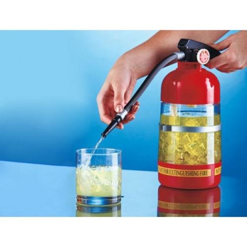 Pratik Yangın Söndürücü Kokteyl Karıştırıcı - Cocktail Shaker