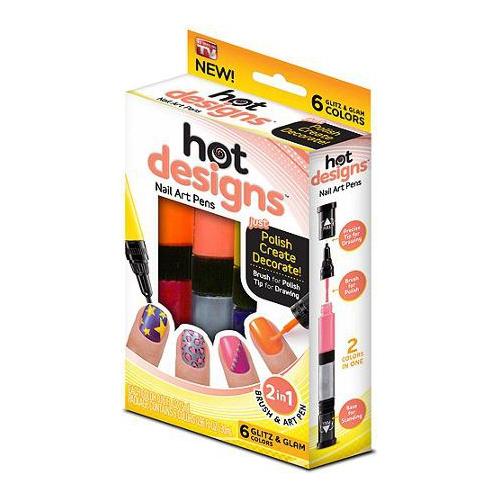 Original Boutique Hot Design - Tırnak Süsleme Kalemleri