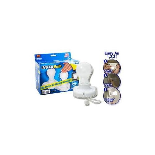 Original Boutique İnsta Bulb Ledli Ampul Lamba 2'li