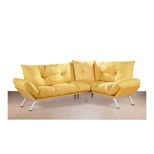 Sigma Tasarım Doğa Köşe Koltuk Örgü Sarı