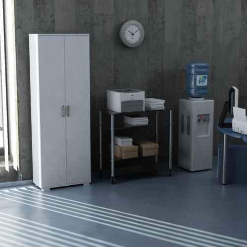 Sanal Mobilya Sorrento Çok Amaçlı Ofis Dolabı G1-K11