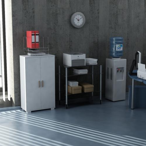 Sanal Mobilya Sorrento Çok Amaçlı Ofis Dolabı G5-K13