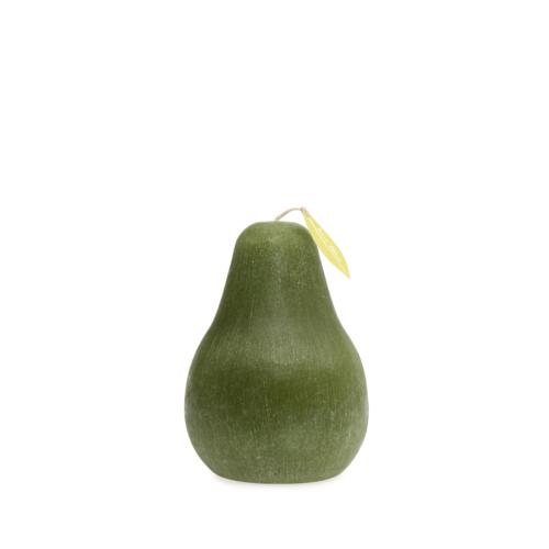 Beymen Home Vance Kitira Brushed Pear Candle 4X5. Koyu Yeşil Mum