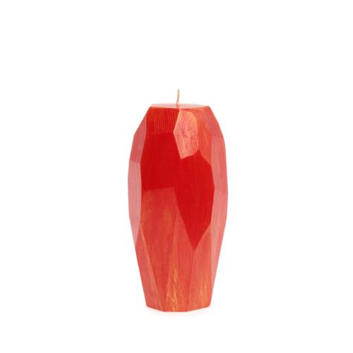 Beymen Home Vance Kitira Gemstone Candle 4X8 W/Gold Fın Gold Mum
