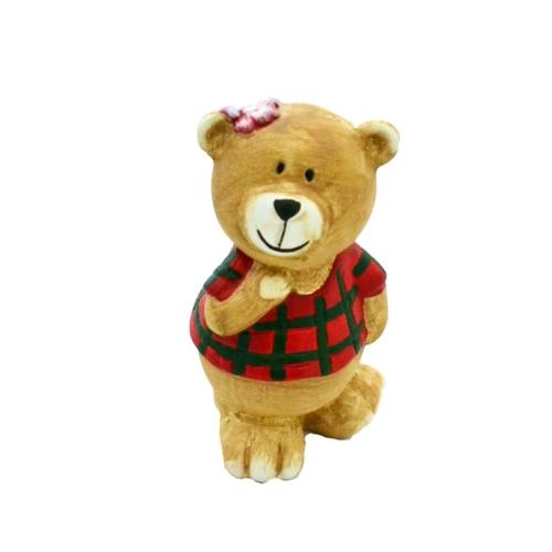 Teddy Bear Biblo Seramik