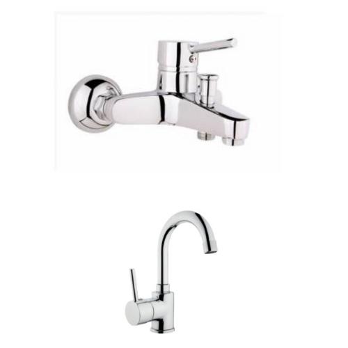 Erce Delta Banyo Ve Lavabo Bataryası