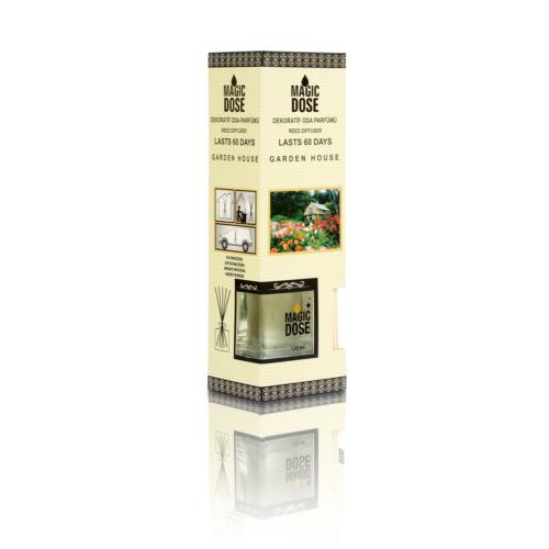 """Magic Dose Dekoratif Bambu Oda Parfumü """"Garden House"""""""