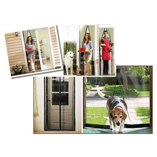 Screen Door Mıknatıslı Kapı Sinekliği