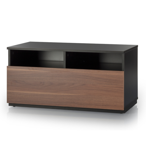 sonorous 90 cm glossy siyah kasa ceviz kapkl demonte tv fiyat. Black Bedroom Furniture Sets. Home Design Ideas