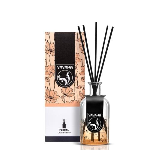 Vavana Lüks Çubuklu Oda Kokusu Lotus&Bamboo 100Ml