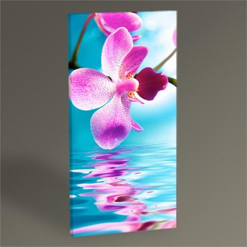 Tablo 360 Orchid Flower Tablo 100X50