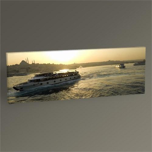 Tablo 360 İstanbul Panaroma Tablo 60X20