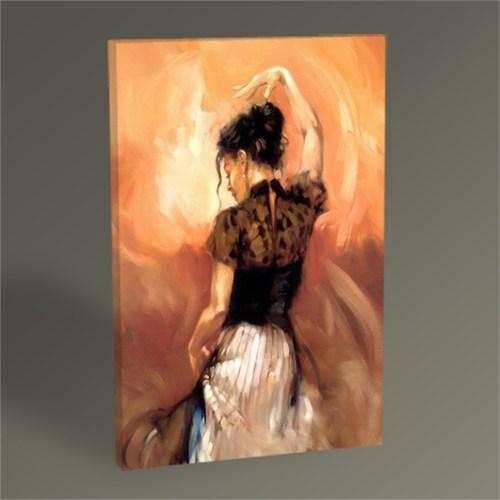 Tablo 360 İspanyol Dansçı Iı Tablo 45X30