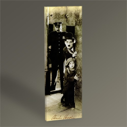 Tablo 360 Charlie Chaplin Tablo 60X20