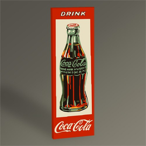 Tablo 360 Coca Cola Tablo 60X20