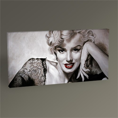 Tablo 360 Marilyn Monroe Tablo 60X30