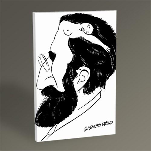 Tablo 360 Sigmund Freud Tablo 45X30