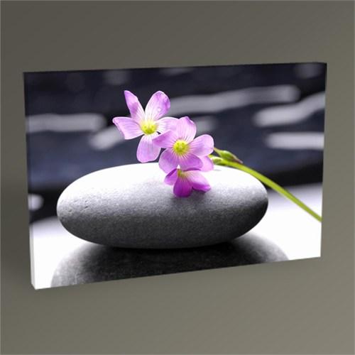 Tablo 360 Flower And Stone Tablo 45X30