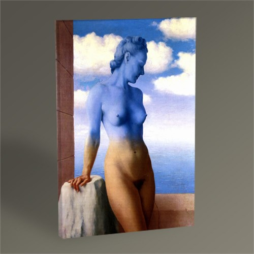 Tablo 360 Rene Magritte Black Magic Tablo 45X30