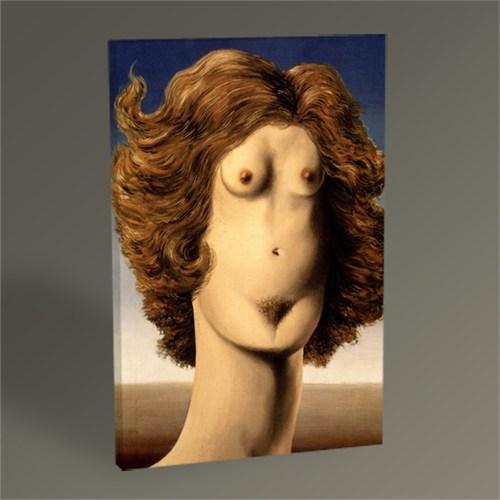 Tablo 360 Rene Magritte Rape Tablo 45X30
