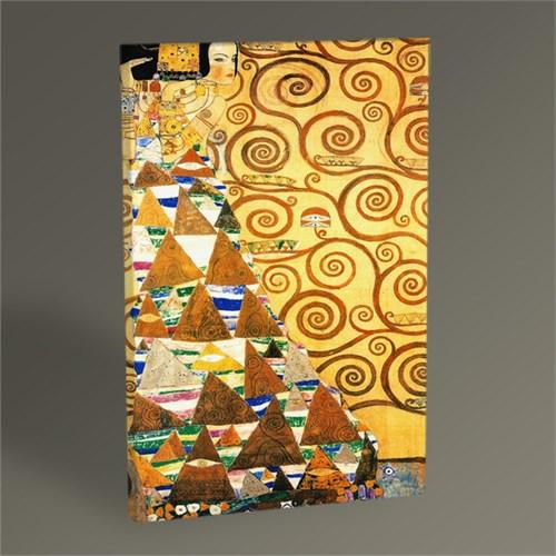 Tablo 360 Gustav Klimt Beklenti Tablo 45X30