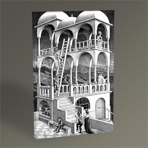 Tablo 360 Mc Escher Belvedere Tablo 45X30