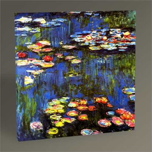 Tablo 360 Claude Monet Nilüferler Tablo 30X30