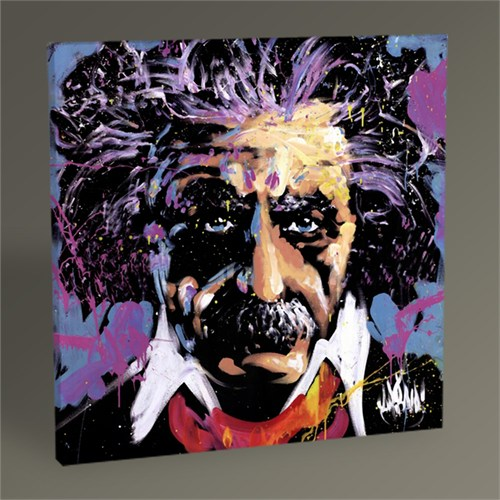 Tablo 360 Albert Einstein Tablo 30X30