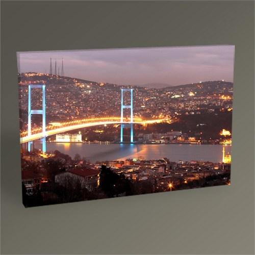 Tablo 360 İstanbul Boğaz Köprüsü Tablo 45X30