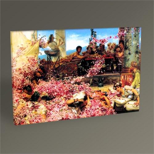 Tablo 360 Sir Lawrence Alma-Tadema The Roses Of Heliogabalus Tablo 45X30