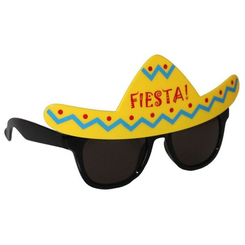Pandoli Fiesta Festival Parti Gözlüğü Sarı