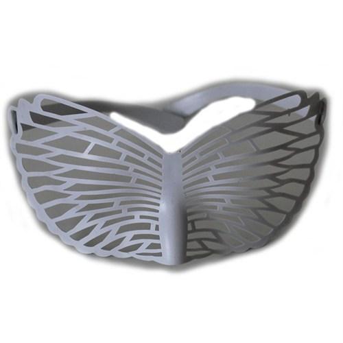 Pandoli Kelebek Şekilli Panjur Gözlüğü - Beyaz
