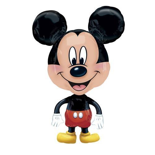 Partisepeti Mickey Mouse Folyo Balon