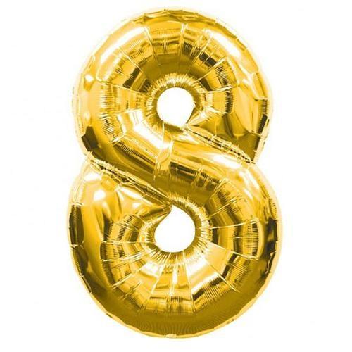 8 Folyo Balon