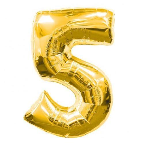 5 Folyo Balon