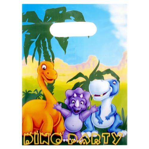 Sevimli Dinozorlar Parti Çantası