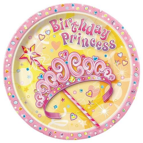 Partisepeti Birthday Princess Tabak