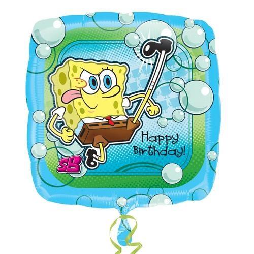 Sponge Bob Folyo Balon
